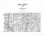 Index Map 1, Linn County 1996 - 1997