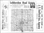 Index Map, Mahaska County 1958