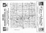 Index Map, Mahaska County 1980
