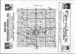 Index Map, Mahaska County 1981 Published by Directory Service Company