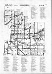 Map Image 004, Mahaska County 1981 Published by Directory Service Company