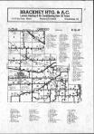 Lincoln, Garfield, Oskaloosa T75N-R16W, Mahaska County 1981 Published by Directory Service Company