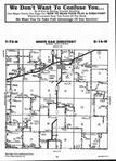 Map Image 001, Mahaska County 1998
