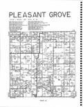 Pleasant Grove T77N-R14W, Mahaska County 2005 - 2006