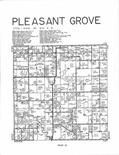 Pleasant Grove T77N-R14W, Mahaska County 2007 - 2008