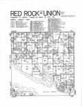 Red Rock, Union T77N-R20W, Marion County 2007 - 2008