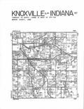 Indiana, Knoxville T75N-R19W, Marion County 2007 - 2008