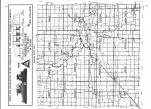 Index Map, Marshall County 1984