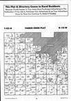 Map Image 006, Marshall County 1995