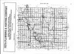Index Map, Mitchell County 1980