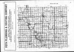 Index Map, Mitchell County 1982
