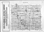Index Map, Mitchell County 1985