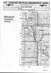 Index Map 1, Mitchell County 1997