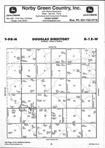 Map Image 023, Mitchell County 2001