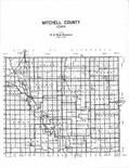 Index Map, Mitchell County 2003 - 2004