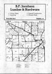 Maple, Mapleton T85N-R43W, Monona County 1981 Published by Directory Service Company