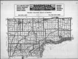 Index Map, Muscatine County 1960