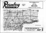 Index Map, Muscatine County 1979