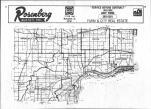 Index Map, Muscatine County 1983