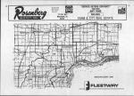 Index Map, Muscatine County 1984