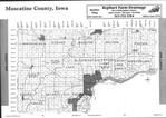 Index Map, Muscatine County 2002