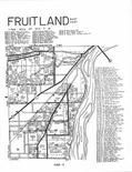 Fruitland, Bloomington T76N-R2W, Muscatine County 2003 - 2004