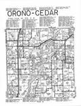 Cedar and Orono T76N-R4W, Muscatine County 2003 - 2004