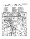 Pike and Lake T77N-R3W, Muscatine County 2007 - 2008