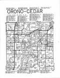 Cedar and Orono T76N-R4W, Muscatine County 2007 - 2008
