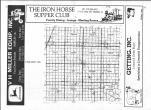 Index Map, O'Brien County 1981 Published by Directory Service Company