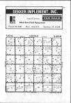 T97N-R40W, O'Brien County 1981 Published by Directory Service Company