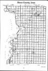 Sioux County Index Map 1, Plymouth and Sioux County 1984
