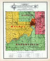 Cloverhills, Valley, Walnut, Des Moines and Bloomfiled Townships, Commerce, Ashawa, Polk County 1914