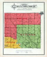 Union, Madison and Jefferson Townships, Hanleyville, Des Moines River, Sheldahl, Polk County 1914