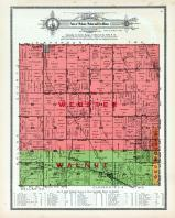 Webster, Walnut and Des Moines Township, Campbell, Clive, Rider, Grimes, Polk County 1914