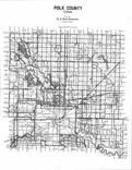 Index Map, Polk County 2000 - 2001
