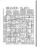 Beaver, Clay T79N-R22W, Polk County 2005 - 2006