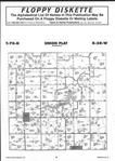 Map Image 010, Ringgold County 2002