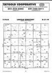 Map Image 029, Ringgold County 2002