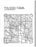 Toledo and Tama T83N-R15W