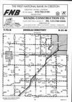 Map Image 007, Union County 1995