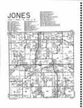 Jones T72N-R28W, Union County 2004 - 2005