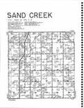 Sand Creek T71N-R29W, Union County 2004 - 2005