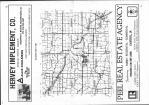 Index Map, Van Buren County 1980