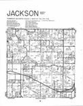 Jackson T68N-R11W, Van Buren County 1982 Published by R. C. Booth Enterprises