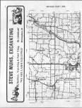Index Map 1, Van Buren County 1985