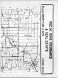 Index Map 2, Van Buren County 1985
