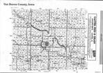 Index Map, Van Buren County 1997