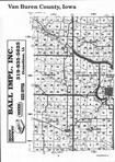 Index Map 1, Van Buren County 1998