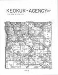 Keokuk, Agency T71N-R13W, Wapello County 2007 - 2008